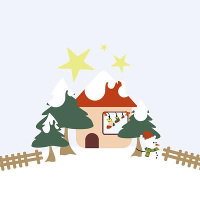 圣诞节的背景