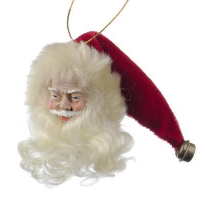 圣诞老人娃娃头
