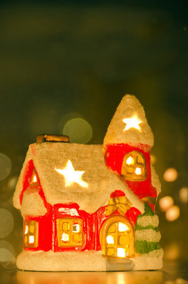 Jul toy house