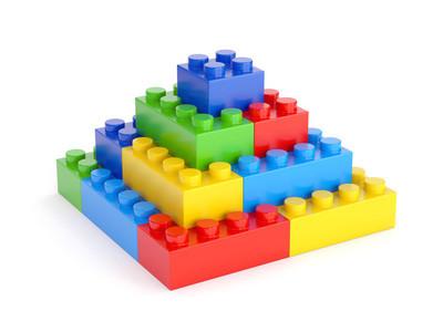 积木金字塔