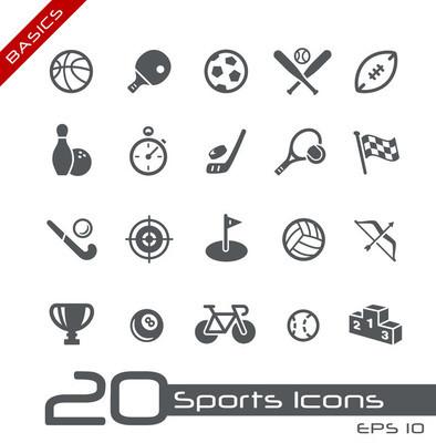 体育图标 / / 基础知识