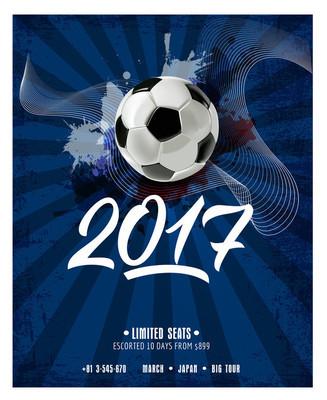 Football Match Banner